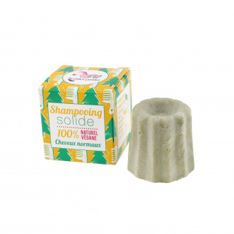 SHAMPOOING SOLIDE CHEVEUX NORMAUX - 55g
