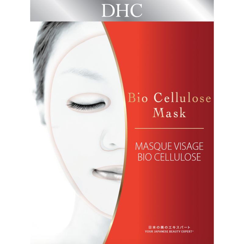 Masque visage Bio-cellulose DHC