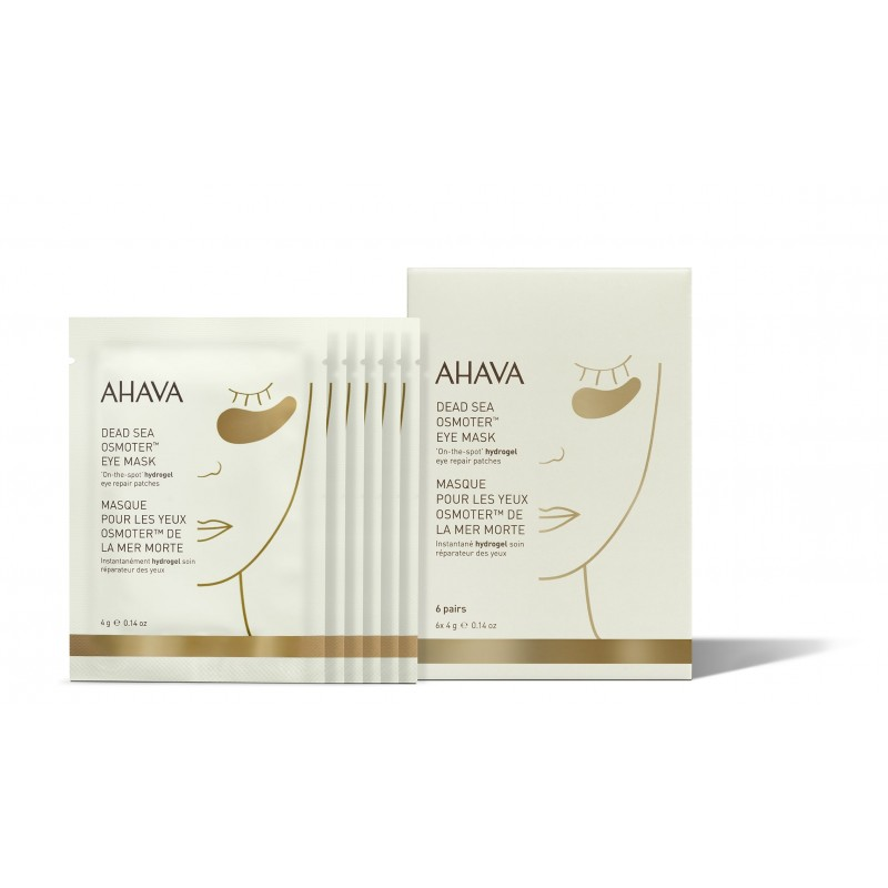 Patch Osmoter™ Yeux 2x6 sachets AHAVA